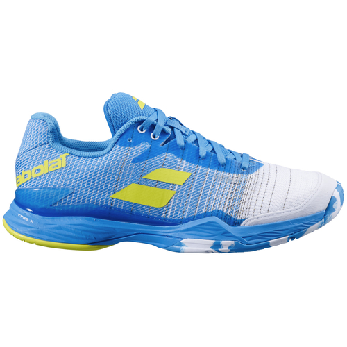 Babolat Jet Mach II Men All Court 2020  malibu blue 45