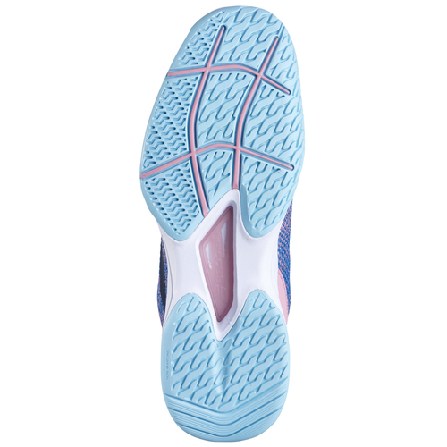 Babolat Jet Tere Women All Court 2020 blue-pink