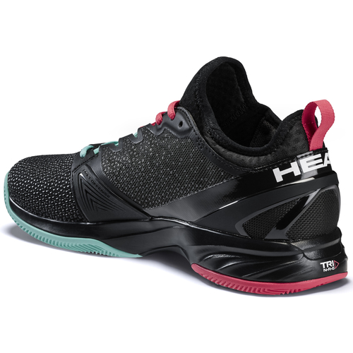 HEAD Sprint SF Men Clay Court 2020 black-teal