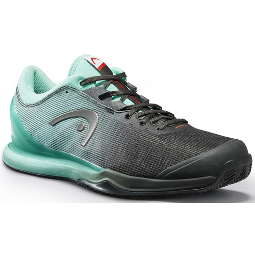 HEAD Sprint Pro 3.0 Men Clay Court 2020 black-teal 44