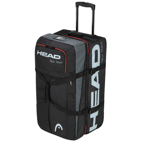 HEAD Tour Team Travelbag black/grey 2020