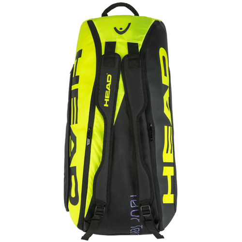 HEAD Tour Team Extreme 9er Supercombi black/neon yellow 2020