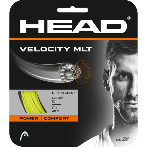 HEAD Velocity MLT ( 12m Set ) yellow