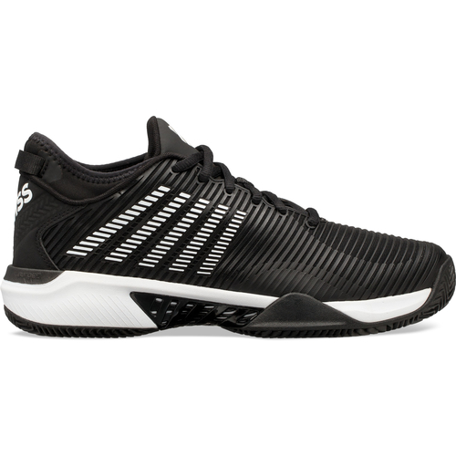 K-Swiss Hypercourt Supreme HB Men Clay Court black-white
