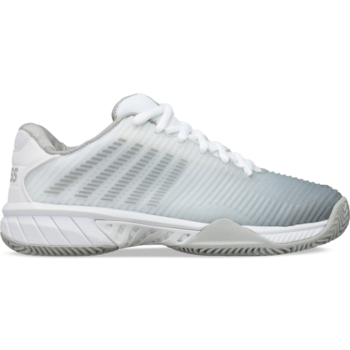 K-Swiss Hypercourt Express 2 HB Women Clay Court white-highrise-silver
