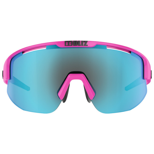 Bliz Matrix Shiny Pink / Smoke-Blue Multi