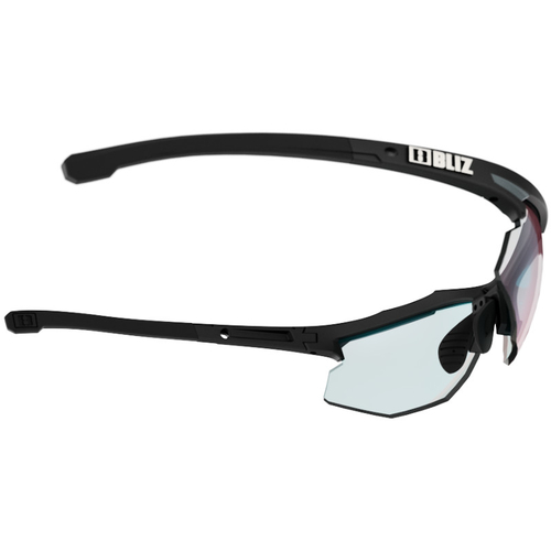 Bliz Hybrid Small ULS Photochromic Matt Black / Grey / Brown-Red Multi
