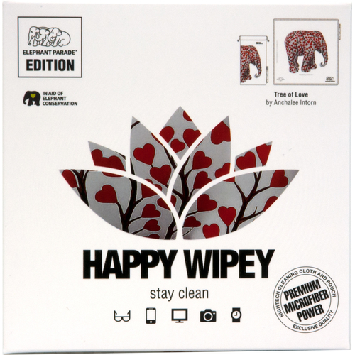 Happy Wipey TREE OF LOVE - Anchalee Intorn