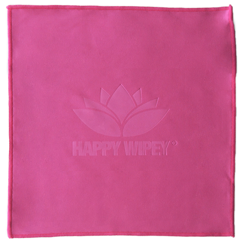 Happy Wipey PLAIN EDITION olong blue / ceylon pink