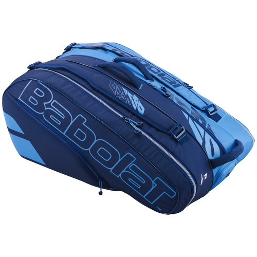 Babolat Pure Drive Racket Holder X12 blau 2021