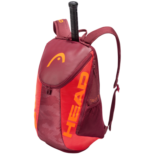 HEAD Tour Team Backpack red/red 2021