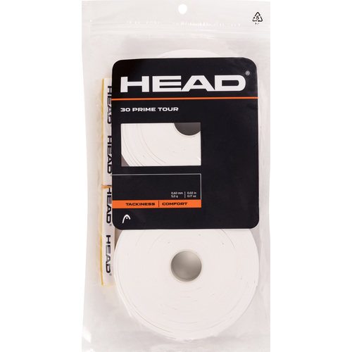 Head Prime Tour Overgrip 30er Pack weiß