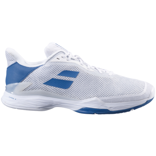 Babolat Jet Tere Men All Court 2021  white-saxony blue 42