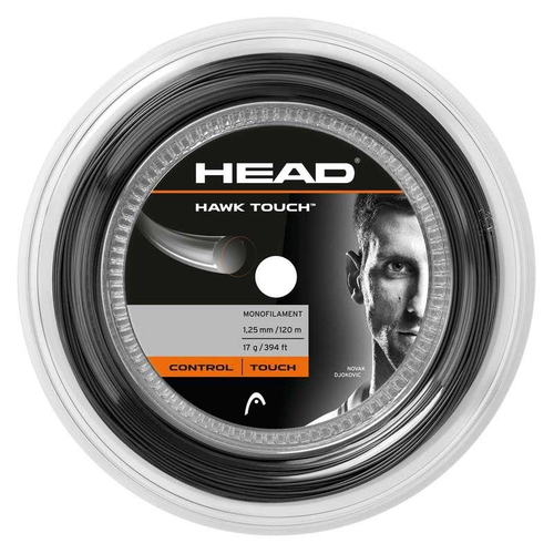 HEAD Hawk Touch ( 120m Rolle ) anthrazit