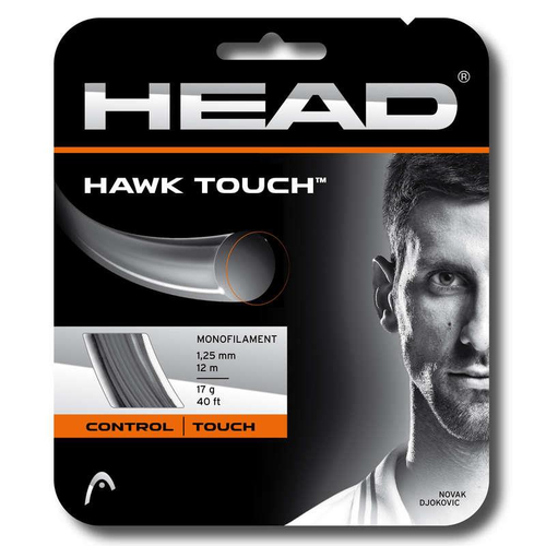 HEAD Hawk Touch ( 12m Set ) anthrazit