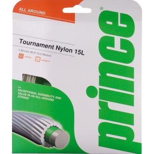 Prince Tournament Nylon 15L ( 12,2m Set ) natur