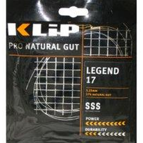 KLIP Legend  ( 6,2m half set ) natur