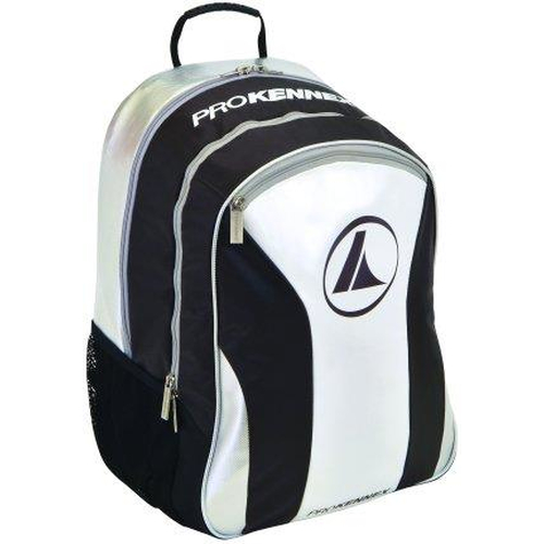ProKennex Back Pack Chocolate/White/Silver