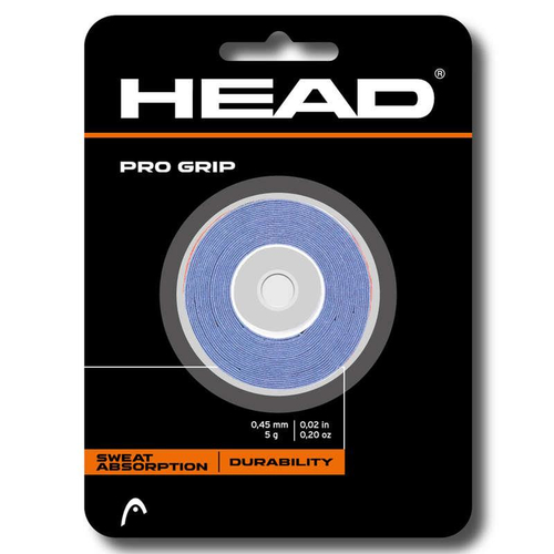 HEAD Pro Grip Overgrip 3er Pack lila