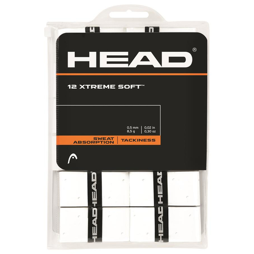 Head Xtreme Soft 12er Overgrip weiß