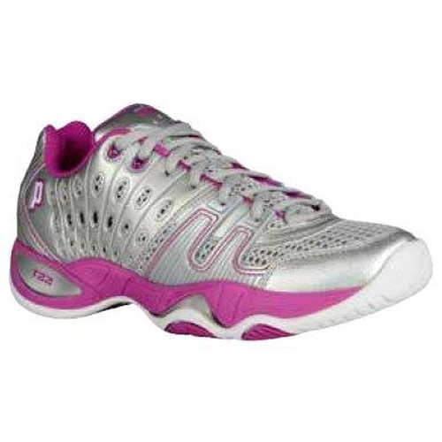 Prince T22 Clay Court Women  silver-berry