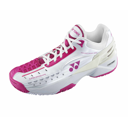 Yonex SHT 308 LX Women All Court  weiß-pink