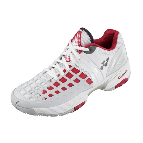 Yonex SHT PRO Men All Court  weiß-rot