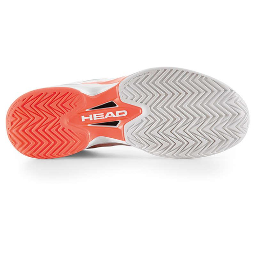 HEAD Nitro Pro Women All Court  weiß-neonkorall