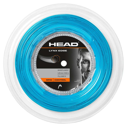 HEAD Lynx EDGE ( 200m Rolle ) neon-blue