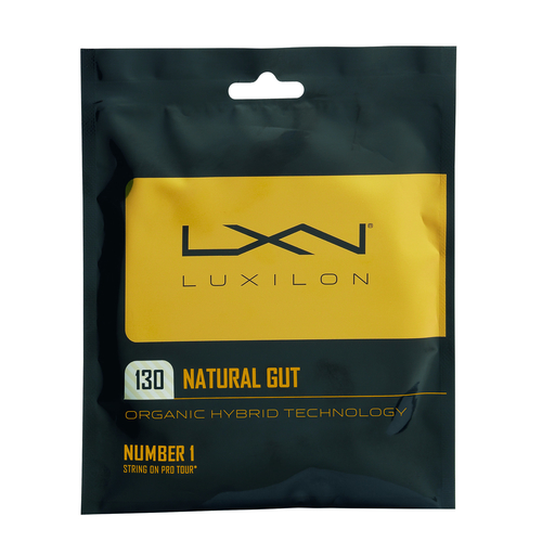 Luxilon Natural Gut ( 12,2m Set ) natur