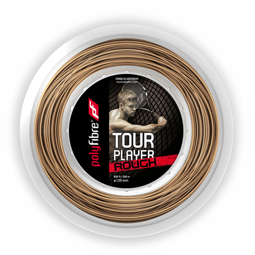 POLYFIBRE Tour Player Rough ( 200m Rolle ) natur