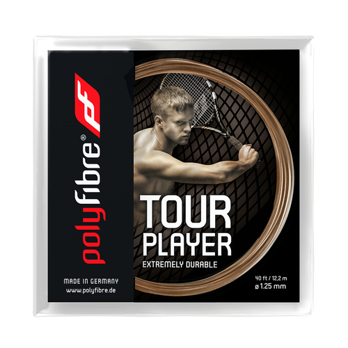 POLYFIBRE Tour Player ( 12,2m Set ) natur