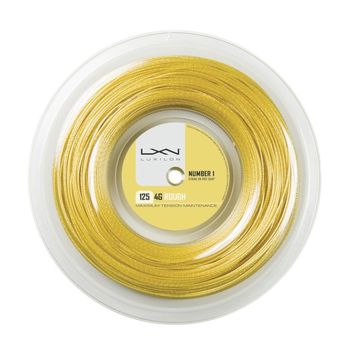 LUXILON 4G  Rough ( 200m Rolle ) gold