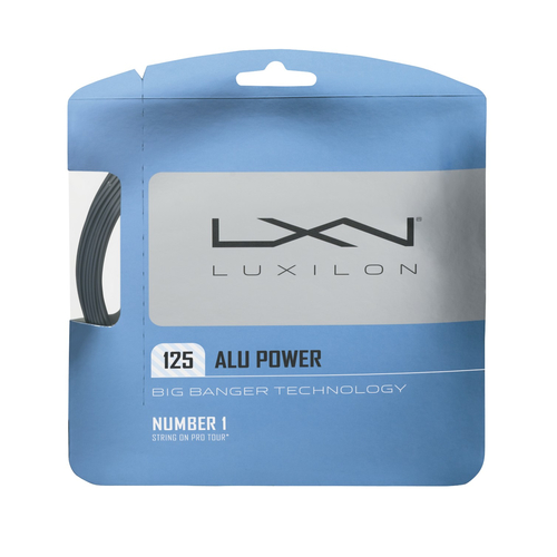 LUXILON BIG BANGER ALU POWER ( 12,2m Set ) silber