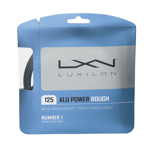 LUXILON BIG BANGER ALU POWER ROUGH ( 12,2m Set ) silber