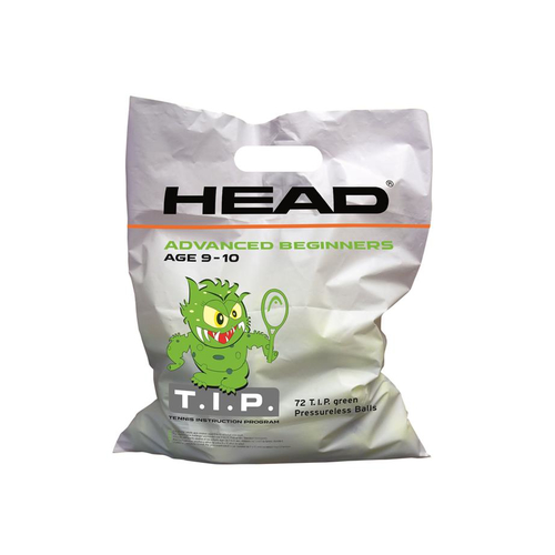 HEAD TIP Stage 1 Green 72er Polybag