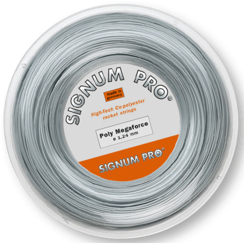 SIGNUM PRO Poly Megaforce ( 200m Rolle ) silber