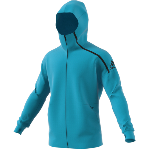 Adidas ZNE Hoody Men samba blue-black